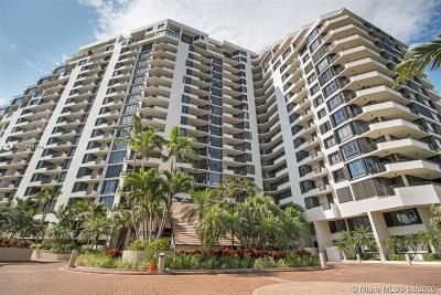 Brickell Key One, Brickell Key One Condo Condo Active With Contract: 520 Brickell Key Dr #A702