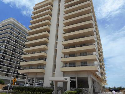 Surfside Condo For Sale: 9511 Collins Ave #1209