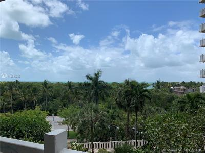 Key Biscayne Condo For Sale: 1121 Crandon Blvd #D404