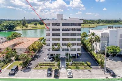 Bay Roc Condo Condo For Sale: 9180 W Bay Harbor Dr #6C