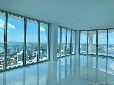 Miami-Dade County Condo For Sale: 16901 Collins Ave #4601