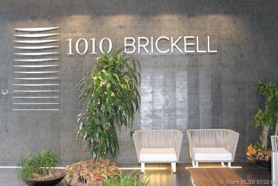1010 Brickell, 1010 Brickell Ave, 1010 Brickell Condo Condo For Sale: 1010 Brickell Ave #4211