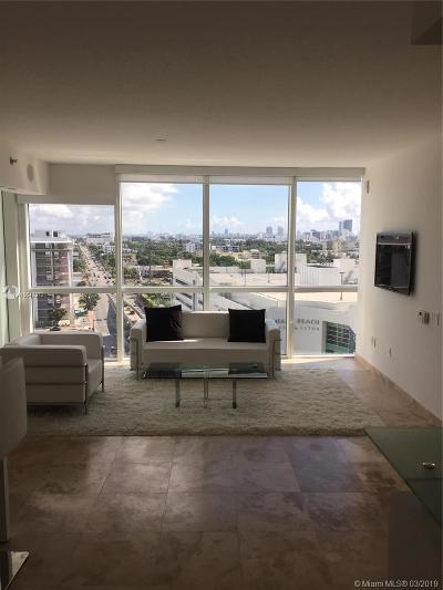 Miami Beach Rental Leased: 450 Alton Rd #1208