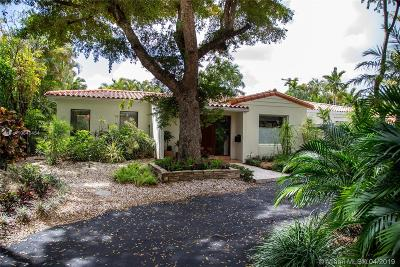 Coral Gables Single Family Home For Sale: 1532 Dorado Ave