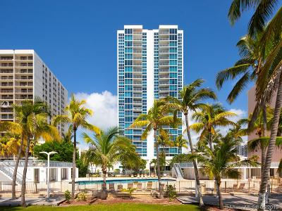 Mirasol, Mirasol Ocean Tower, Mirasol Ocean Towers, Mirasol Ocean Towers Cond Condo For Sale: 2655 Collins Ave #408