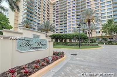 Hollywood Condo For Sale: 2501 S Ocean Dr #1018
