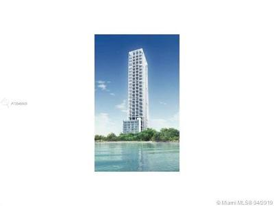 Condo For Sale: 1040 Biscayne Blvd #3406