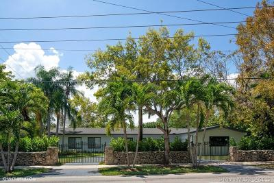Pinecrest Rental For Rent: 13560 SW 77th Ave