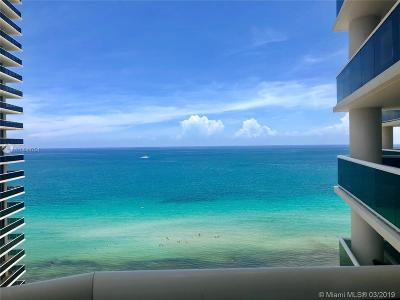 Hallandale Condo For Sale: 1850 S Ocean Dr #2010