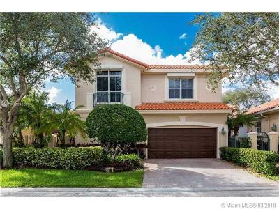 Hollywood Single Family Home For Sale: 1448 Mariner Way