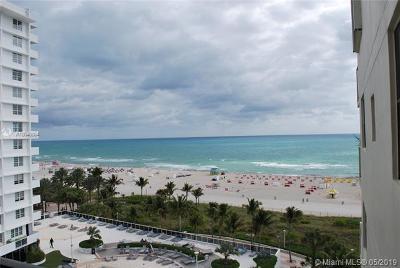 Miami Beach Condo For Sale: 1623 Collins Ave #915