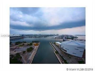 Marina Blue, Marina Blue Condo, Marina Blue Condominium, Marinablue, Marinablue Condo Condo For Sale: 888 Biscayne Blvd #1811