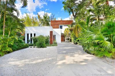 Coconut Grove Single Family Home For Sale: 3655 Avocado Ave