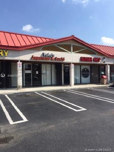 Palmetto Bay Business Opportunity For Sale: 9821 SW 184th St