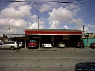 Hialeah Business Opportunity For Sale: 2791 W 3 Ave