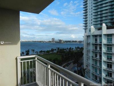 Miami Condo For Sale: 2000 N Bayshore Dr #1009
