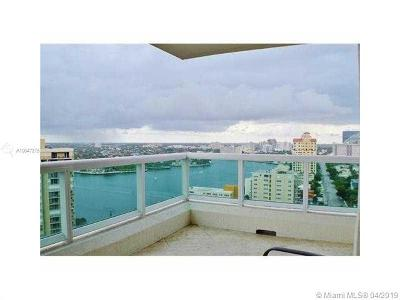 Fort Lauderdale Condo For Sale: 101 S Fort Lauderdale Bch #1706