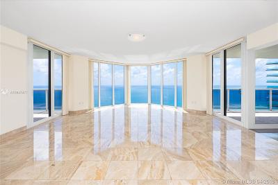 Ocean Two, Ocean Two Condo Condo For Sale: 19111 Collins Ave #3708