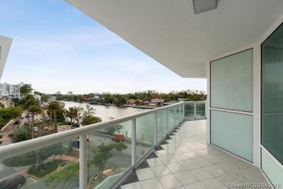 Miami Beach Condo For Sale: 3411 Indian Creek Dr #504