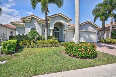 Palm Beach Gardens Single Family Home For Sale: 225 Montant Dr