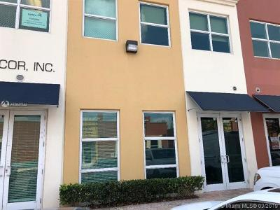 Hialeah Commercial For Sale: 3408 W 84th St #114