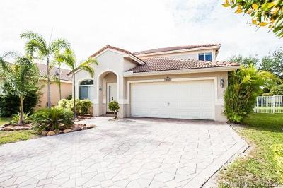 Coconut Creek Single Family Home For Sale: 5053 Woodfield Way