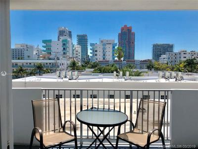 Rental Leased: 335 Collins Ave #405