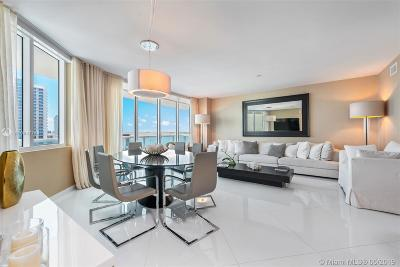 Hollywood Condo For Sale: 2711 S Ocean Dr #1906