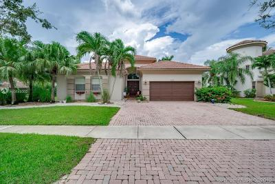 Broward County Single Family Home For Sale: 19200 SW 30th St