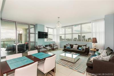 Four Midtown, Four Midtown Condo, Four Midtown Miami, Four Midtown Miami Condo Rental For Rent: 3301 NE 1st Ave #H2512