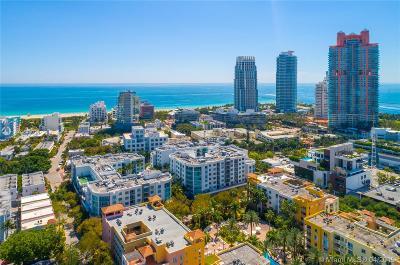 Miami Beach Condo For Sale: 110 Washington Ave #1805