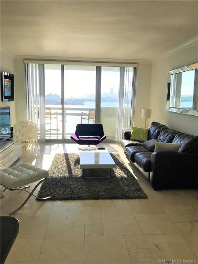 Flamingo, Flamingo South Beach, Flamingo South Beach Co., Flamingo Condo, Flamingo South Beach Cond, Flamingo South Beach I, Flamingo South Beach I Co Rental For Rent: 1500 Bay Rd #1218S