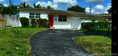Miramar Single Family Home For Sale: 2654 Everglades Dr
