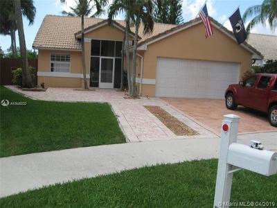 Delray Beach Single Family Home For Sale: 3702 S Lancewood Pl