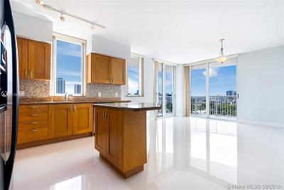 Hallandale Condo For Sale: 1755 E Hallandale Beach Blvd #806E