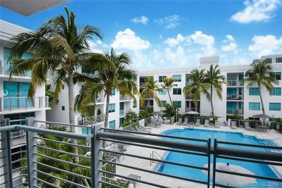 Miami Beach Condo For Sale: 110 Washington Ave #2522