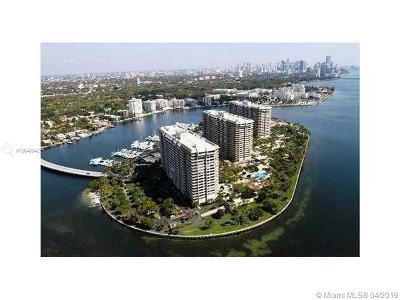 Coconut Grove Condo For Sale: 1 Grove Isle Dr #A1409