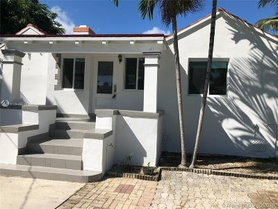 Single Family Home For Sale: 929 NE 78th St