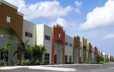 Sweetwater Commercial For Sale: 11251 NW 20th St #117