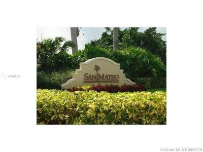 Weston Condo For Sale: 2446 Cordoba Bnd #2442