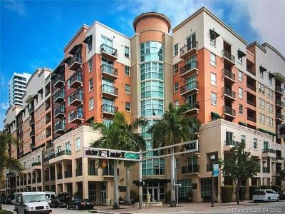 West Palm Beach Condo For Sale: 600 S Dixie Hwy #725
