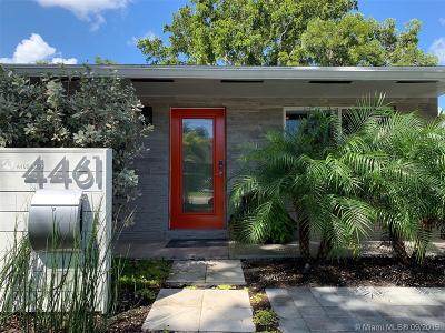 Oakland Park Single Family Home For Sale: 4461 NE 15th Ave