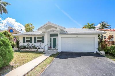 Single Family Home Sold: 954 NE 86th St