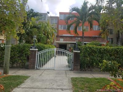North Miami Beach Condo For Sale: 1850 NE 169th St #410