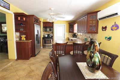 Cutler Bay Single Family Home For Sale: 21110 Bluewater Rd