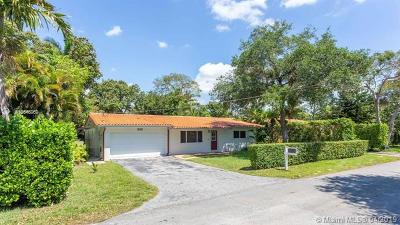 Biscayne Park Single Family Home For Sale: 635 NE 116th St