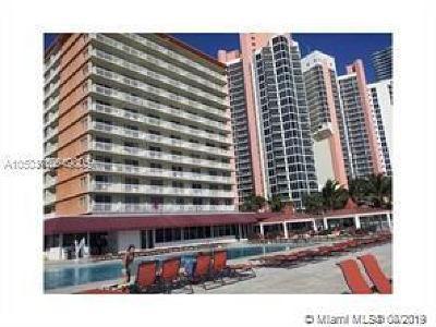 Sunny Isles Beach Condo For Sale: 19201 Collins Ave #442