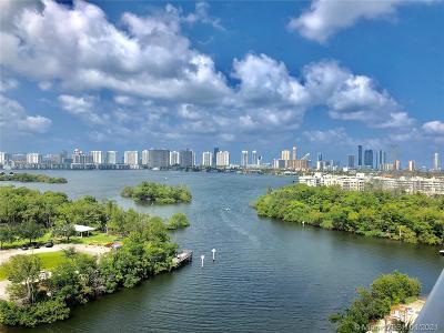 Miami Condo For Sale: 16385 Biscayne Blvd #1002