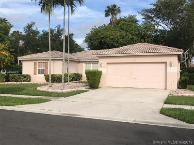 Miramar Single Family Home For Sale: 2100 SW 120th Ave