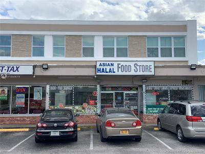 Pembroke Pines Business Opportunity For Sale: 6758 Pines